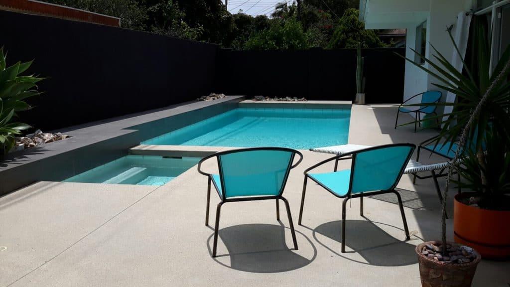 orange pool cleaning service
