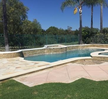 rossmoor pool cleaning service