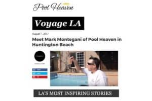 Pool Heaven Makes The News. Read Our Story!