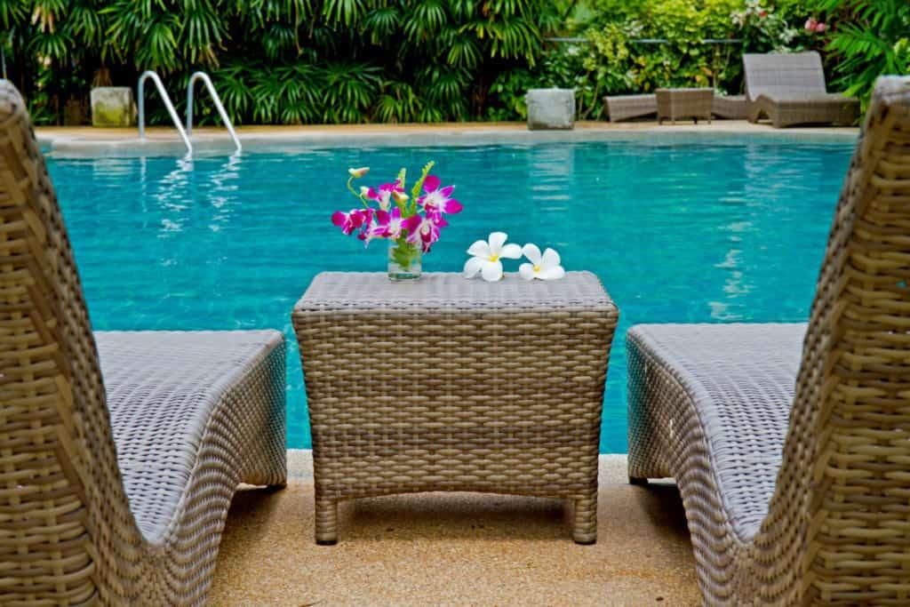 Santa Ana Pool Service Calif By Pool Heaven Inc
