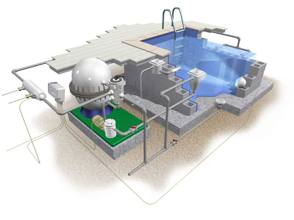 pool equipment maintenance