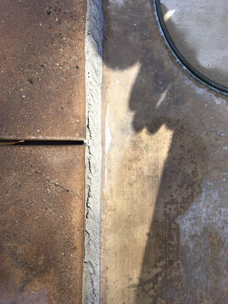 Deck O Seal Saves Pool Tile And Structure